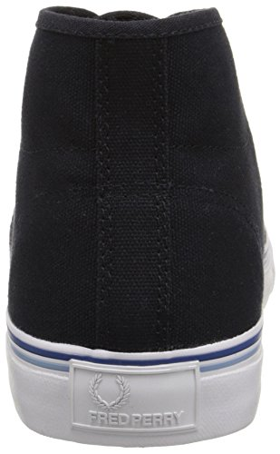 Fred Perry Haydon Mid - - Hombre Azul