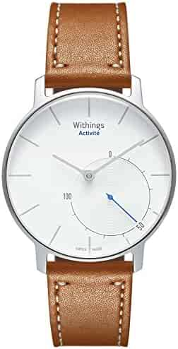 Withings Activite - Activity-Tracking Watch - Steps, Runs, Swim & Sleep - Swiss-Made
