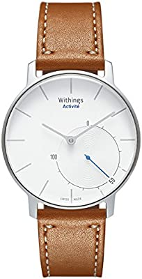 Withings Activité Sapphire | Activity and Sleep Tracking Watch - Swiss-Made