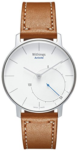 Withings Activit Sapphire - Activity and Sleep Tracking Watch - Swiss-Made