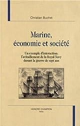 L'avitaillement de la Royal Navy durant la guerre de Sept Ans : un exemple d'interaction entre marine, économie et société