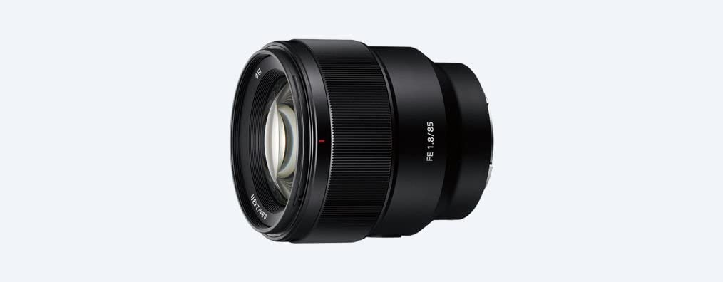 SEL85F18//2 Sony FE 85mm f//1.8 Lens