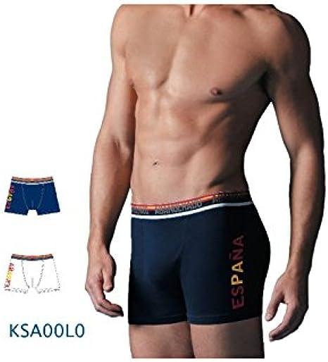 Abanderado - Pack x2 Calzoncillos Hombre Boxers Slips ESPAÑA La ...