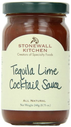 Stonewall Kitchen Cocktail Sauce, Tequila Lime, 8.75 ()
