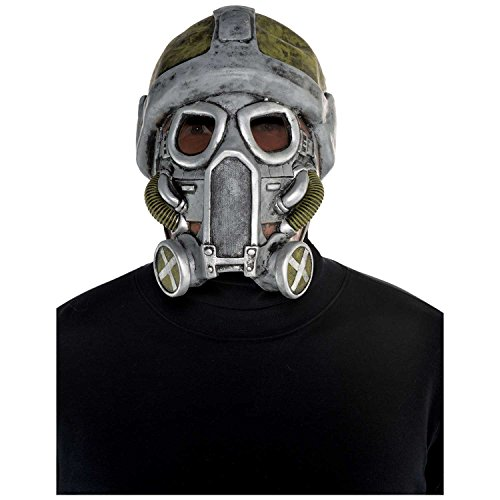 Apocalypse Gas Mask by Amscan