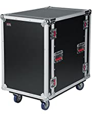 Gator Standard Audio Road Rack with Casters