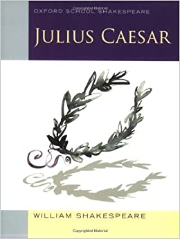 Julius Caesar Book Cover