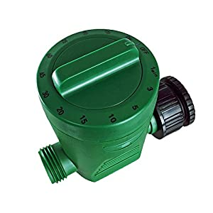 High Precision Electronic Outdoor Garden Hose End Automatic Shut off Water Timer