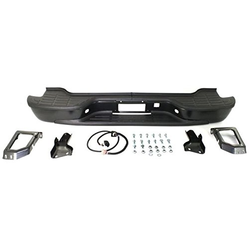 OE Replacement Chevrolet/GMC Rear Bumper Assembly (Partslink Number GM1101115)