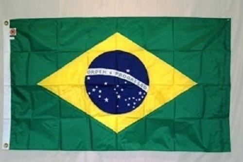 オープニング 大放出セール 5 x 5 x B01N1MQH3C 8刺繍縫製ブラジルSolarMaxナイロンフラグ5 ' x8 'バナーグロメット B01N1MQH3C, Grandeir:a6e6129b --- officeporto.com
