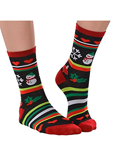 Christmas Ugly Sweater Crew Socks