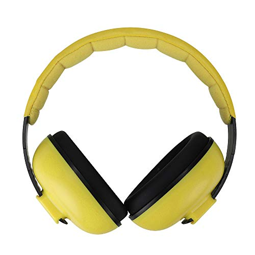 Tpingfe Baby Childs BANZ Ear Defenders Earmuffs Protection 2 Colours 3months+ Boys Girl - Turntable Cover Technique