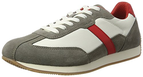 Homme Sneakers D Gris Geox Vinto redc0051 U Basses grey wznRXq
