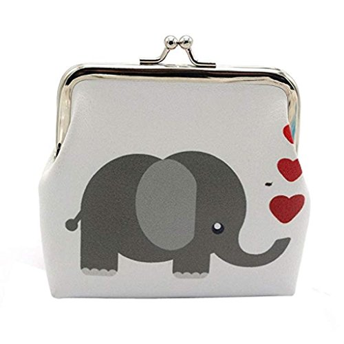 mont Vintage Clearance Bag Wallets Purse Wallet Hasp blanc Butterfly Wallet C Mini Wallet Small 2018 Cute Noopvan Coin Lady Clutch qgO75nIww