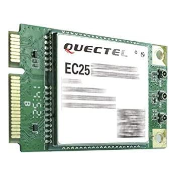 Amazon com: Quectel EC25 Mini PCIe LTE Category 4 Module