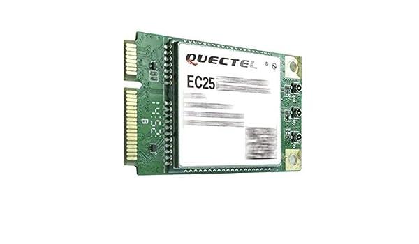 Amazon com: Quectel EC25 Mini PCIe LTE Category 4 Module