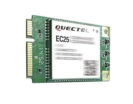 Amazon com: Quectel EC25 Mini PCIe LTE Category 4 Module: Computers
