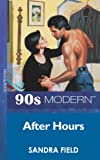 Front cover for the book After Hours by Sandra Field