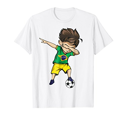 463d29be5ed6c Buy National Team Flag Dab Dance Soccer Boys T Shirts products ...