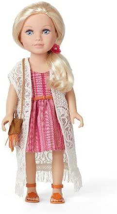 Journey Girls Australia 18-inch Doll Ilee
