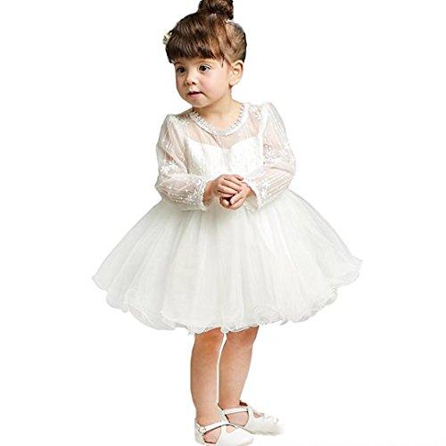 Girls Long Sleeved Dress - 8
