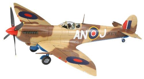 タミヤ 1/32 エアークラフトシリーズ No.20 イギリス空軍 スーパーマリン スピットファイア Mk.VIII プラモデル 60320