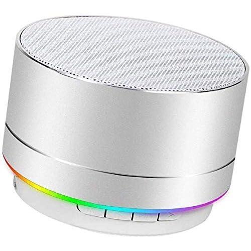 chollos oferta descuentos barato Altavoz Bluetooth portátil con Bajos potentes Rango de conexión Bluetooth y guía de Voz para Android iOS PC y otros S YSYX 041
