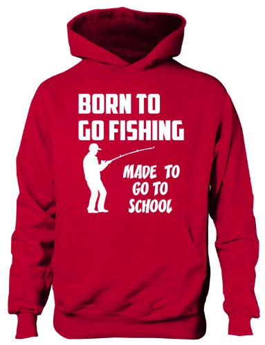 Fishing Kids Sweatshirt - 2