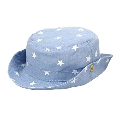 El servicio durable Sombrero de pesca para bebés Protección UV Sombrero para  el sol Sombrero de 63552e23102