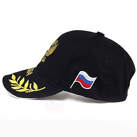 TTXSKX Moda Sochi Russian cap Russia Flag Berretto da Baseball Snapback Cappello Sunbonnet cap per Uomo Donna Hip Hop Bone