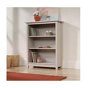 Amazon Com Sauder Original Cottage Bookcase Cobblestone