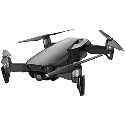 DJI Mavic Air Quadcopter Drone - Onyx Black Fly More Combo Copilot Bundle with DJI Copilot BOSS Computer-Free in-Field Direct 2TB Backup and Power Bank and Custom Mavic Hard Shell Backpack