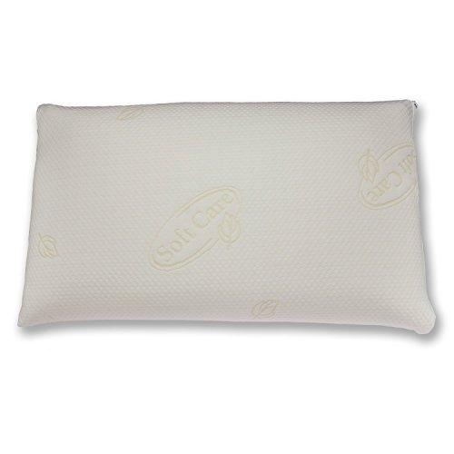 Sabeatex Orthopedic Memory Foam Pillow 70 x 42 x 15 cm, Neck support, High...