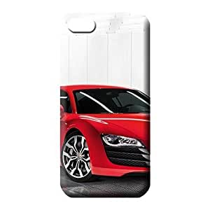 iphone 5c Classic shell PC For phone Protector Cases mobile phone shells Audi Luxury car logo super