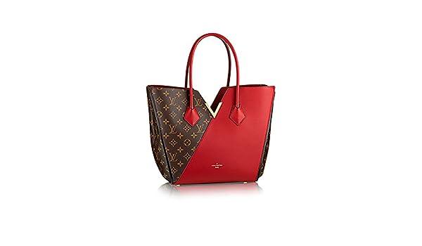 Louis Vuitton Auténtico Kimono bolsa Monogram lienzo bolso ...