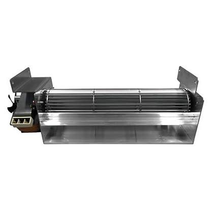 Motor Ventilador tangenziale para estufa de pellets 91 W tgo80/1 EDILKAMIN PELLBOX LINCAR emmevi