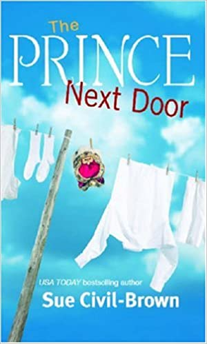 Book The Prince Next Door (MIRA)