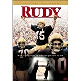 img - for Rudy (Special Edition) (1993) Sean Astin (Actor), Jon Favreau (Actor) | Rated: Pg | Format: DVD book / textbook / text book
