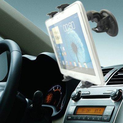 SQdeal Universal Dashboard Car Mount Holder Cradle for Samsung Galaxy Tab 2 10.1 P5100 / Samsung GALAXY Tab 10.1 P7500 / Samsung Galaxy Note 10.1 N8000