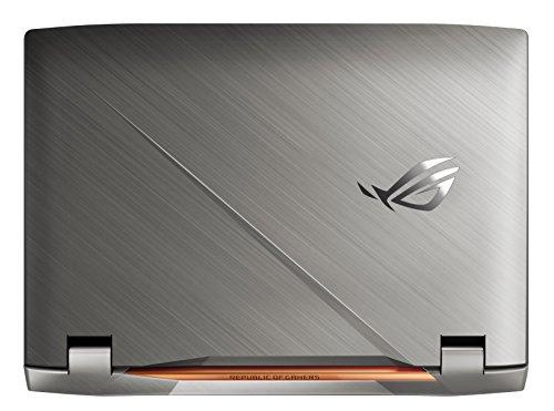 "ASUS ROG G703 Desktop Replacement Gaming Laptop, 17.3"" 144Hz 3ms G-SYNC, Unlocked Core i9-8950HK Processor, Overclocked GTX 1080 8GB, 32GB DDR4, 2x256GB PCIe SSD + 2TB FireCuda SSHD – G703GI-XS98K"