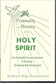 personality of the holy spirit pdf