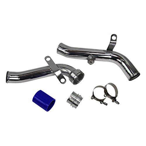 Supercharger Conversion (ALLOYWORKS Discharge Pipe Turbo Conversion Scirocco for Audi A3 2.0L I4 Engine 2009-2012 ; Volkswagen VW / CC / Eos / GTI / Jetta / Tiguan 2.0L I4 Engine 2009-2012)