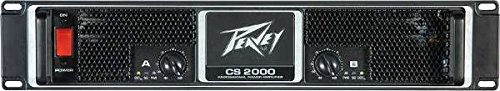 Amazon.com: Peavey CS2000 - 2000 Watt Power Amplifier: Musical Instruments