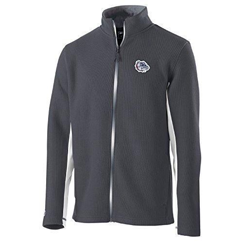 Ouray Sportswear NCAA Gonzaga Bulldogs Invert Jacket, X-Large, Carbon/White ()