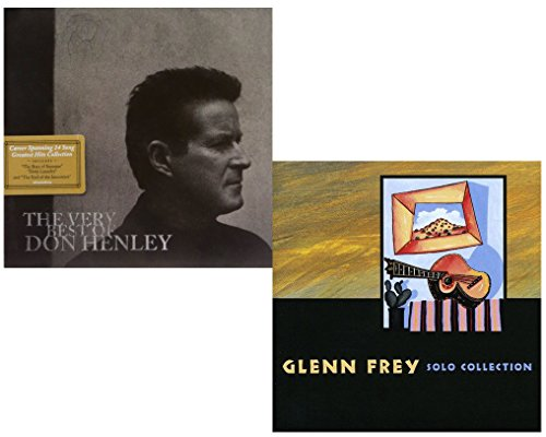 (The Very Best Of - Solo Collection (Greatest Hits) - Don Henley & Glenn Frey 2 CD Album Bundling)