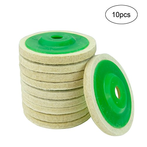 Abrasive Tools 16pcs 2 50mm Buffing Polishing Pad Set Flat Sanding Sponge With 3mm Shank Hook And Loop Backing Plate For Dremel Car Waxing Regular Tea Drinking Improves Your Health