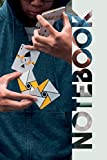 Notebook: Cardistry Professional Composition