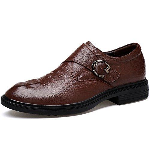 di qualit Scarpe della Casual scarpe alta vettura Skid L'uomo alla guida EXpwxqRHv8