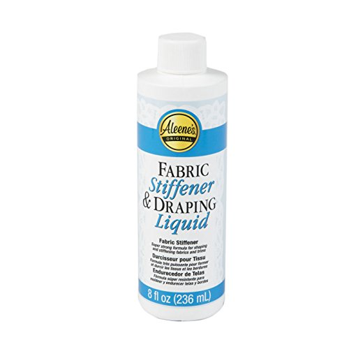 Aleenes Fabric Stiffener Draping Liquid