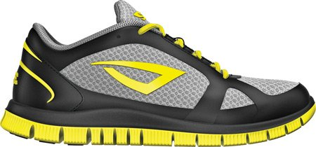 3 N2 Veloランナー B00VGQU5YS 6.5 D(M) US|Black/Volt Yellow Black/Volt Yellow 6.5 D(M) US